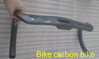 Wholesale by EMS T1000 ud black carbon road handlebar road bicycle bicicleta part time racing bike size mm mm mm avaliable