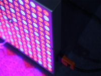 Wholesale Indoor grow tent LED Lights w LED Light Full Spectrum Indoor Garden Hydroponic chip Plant Grow Light square Panel Aluminum Alloy