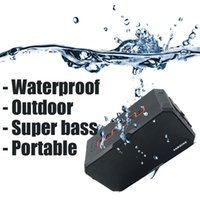 Wholesale Waterproof speaker Bluetooth SNR Over dB High quality sound output Original IP67 Sardine F5 Mini Outdoors super bass Shipping free via DHL
