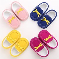 baby crib fabric - 2016 New Baby Shoes Newborn Girl Boy Soft Sole Crib Toddler Shoes Canvas Sneaker Prewalker Sports Shoes Casual M