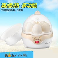 Wholesale A couple of Boiled Egg for automatic power off device multifunctional steamed egg machine