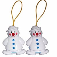 alarms monitor designed - Wireless Infant Baby Alarm Sleep Cry alarm Monitor Watcher Detector Monitor Safe Call Watcher Reminder Lovely Snowman Design