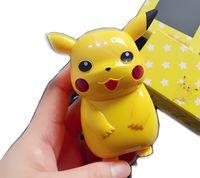 Wholesale RY505 hot New Fashion Portable mAh Picachu Power Bank cells Factory Wholesaling Directly Yellow