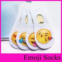 animal search - Emoji Socks Printing Cartoon Sock Slippers Women Girls Ladies Socks Ankle Socks Teenagers Socks Lovely Socks Low Cut Sock Hot Search