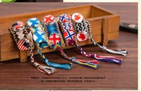 best knitted fabric - 2016 New National Charm NOOSA Bracelets Retro Environmental protection Hand made Bracelets knitted fabric Best gifts