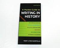 big magazine - Big Sale Writing in History Book A pocket guide to Writing in history books MARY LYNN RAMPOLLA th Edition