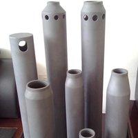 Wholesale Industrial ceramic Cordierite Mullite Plain Supports kiln furniture temperature degree white meter