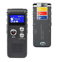 Wholesale GB SK012 Mini Multifunctional Voice Recorder Portable Rechargeable Digital Audio Dictaphone MP3 music Player