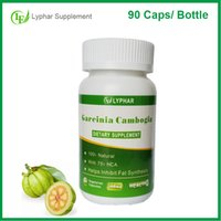 Wholesale Hot sell full natural caps X mg per Bottle Pure Garcinia Cambogia Extract HCA for weight loss diet supplements