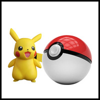 Wholesale 2 Generation mAh Poke Elf Magic Ball Cell Phone Power Banks Pocket Monster Universal Portable Mobile Chargers