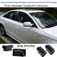 Wholesale Newest OBD window roll up closer module original cars Canbus OBD for Volkswagen Touareg