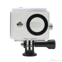 Wholesale Hot selling Waterproof Cam Underwater Diving Protector Protective Housing Case For Xiaomi xiaoyi Yi Action Camera Accessories