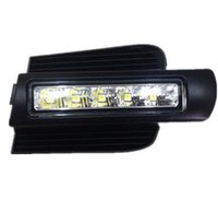 Wholesale LED DRL For Toyota Land cruiser prado LC120 FJ120 daytime running lights with light off function