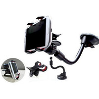 Cheap Universal Car Windshield Mount Holder Bracket Cradle Stand Holder for Cell Phone iPhone HTC Samsung GPS