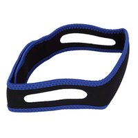 Wholesale Anti Snoring Chin Strap Neoprene Stop Snoring Chin Support Belt Anti Apnea Jaw Solution Sleep Device