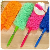 Wholesale A feather duster shan of dust Super soft flexible household car cleaning dust department g