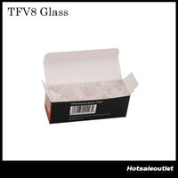 Wholesale Smok TFV8 Cloud Beast Tank Replacement Glass Tube Original