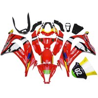 abs tricks - Plastic Injection Motorcycle Fairings For Kawasaki ZX R Year ZX10R ABS Covers Trick Star Fairing Kit