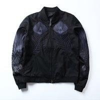 bats sport coat - fashion Europ Streetware Windbreak Men Hip Hop Jacket Pilot Jackets For Men Clothes Outdoor Coat Sport Suit Parkas