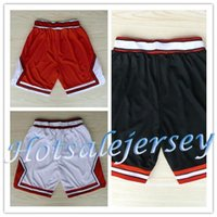 Wholesale New Arrival Chicago Shorts Derrick Rose Basketball Shorts New Material Rose Sports Shorts Color