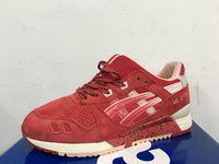 asics gel shoes - Whosale New Asics GEL Lyte III Men Shoes Women Running Shoes High Quality Cheap Training Lightweight Online Walking Sport Shoes