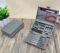 Wholesale Multifunctional hand Tool Kits household tool Set For Maintenance For Precise Repair Home Use