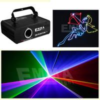 animation laser lights - New mW W ilda RGB Full Color Animation Laser Projector Stage Light ILDA DMX