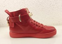 air mold - Lock Genuine Leather original works of genuine pinnacle Fashion from top brand exclusive mold soft rubber outsole shoes leisure women Boots
