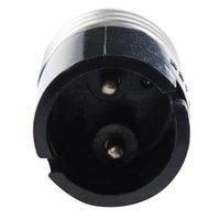 Wholesale 1PC Base LED Light Lamp Bulb Adapter Converter Socket Extender E27 to B22 G00109 FAH