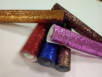 Wholesale JC Pack colorful glitter border cm size use for arts crafts cushions canvases pelmets blinds glitter wallpaper