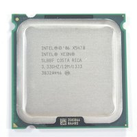 Wholesale Xeon X5470 SLBBF Processor CPU GHz M MHz equal to Core Quad Q9750 works on LGA mainboard no need adapter
