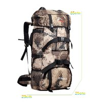 american liter - uggage Bags Backpacks Liters Large Capacity Multifunction Men s Travel Bags Camping Hiking Bag Backpack For Man Trekking Rucksacks