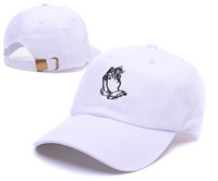 Wholesale New Ripndip peaked Cap Snapabcks Drake Caps Cat Hiphop Snapback Pray Hand Merch Baseball Hat For Men Women