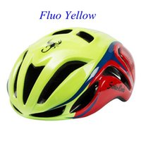 Wholesale Forider Bicycle Cycling Helmet Casco Ciclismo Capacete Cascos Para Bicicleta Unisex Cycling Helmets Road Black White Fluo Yellow Styl