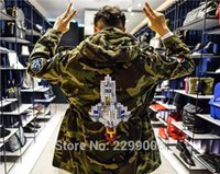 brand winter jacket for men - Fall fashion brand camouflage military casual embroidery motorcycle jackets for men stylish winter autumn M XXL