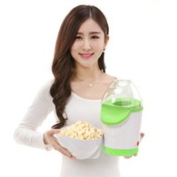Wholesale the new green parrot Popcorn Makers popcorn machine Food grade material Natural healthy gift