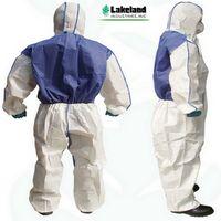 Wholesale Amnc428e cool anti dust antistatic liquid protective clothing chemical protective clothing