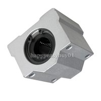 Wholesale 16 mm SC16UU Linear Ball Bearing Slider Slide Bushing For Replacement CNC E5M1 order lt no track