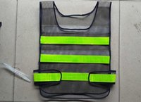 safety vests reflective - Vis Reflective Vest Ultimate Performance Running Race High Visibility Reflective Fluorescent waistcoat warning Safety working Clothing DHL