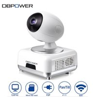animal motion camera - DBPOWER Wireless Security Baby Camera with Night Vision Two Way Audio Motion Detection Mobile Remote Viewing Baby Monitor