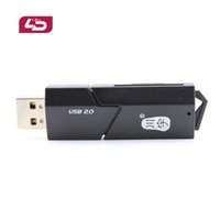 Wholesale USB micro sd card reader High quality in TF SD cardreader
