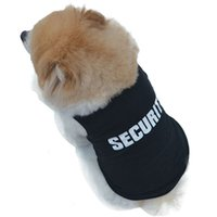venda por atacado roupas para animais de verão-2016 roupa do cão de estimação Verão barato camisa T pequenos roupa do cão bonito roupas chihuahua Vest filhote de cachorro Pet ropa Impresso para perros