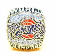 Preventa 2016 Anillo Campeonato Nacional de Baloncesto para los aficionados con el caso hermoso anillo