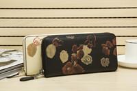 authentic designer purses - new fashion Authentic brand designer Women clutch Genuine leather Wallets Zipper Long Wallet Women Phone Pouch Female Purses