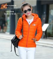 Wholesale casacas mujer brand parkas for women winter chaquetas plumas mujer women s winter coats ultra light down jacket women