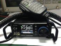 Wholesale Xiegu Radio X G MHz W HF TRANSCEIVER QRP SSB CW CB radio sister yaesu midland vertex TYT ham Radio