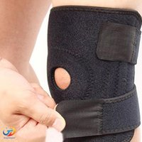 Wholesale Hot Selling Practical Elastic Knee Support Brace Kneepad Adjustable Patella Knee Pads Safety Guard Strap For Basketball Outdoor