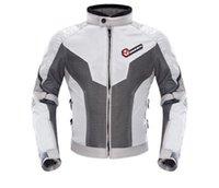 Wholesale Motorcycle Jacket Men Summer Motorcycle Jacket Duhan Protective Jacket Motorbike Clothing