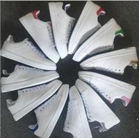 achat en gros de haute couture marques pour-marque de haute qualité nouvelle mode des chaussures stan smith espadrilles hommes en cuir occasionnels sport féminin chaussures de course de jogging baskets SNEA appartements classiques