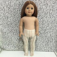 Wholesale Doll Leggings Clothes Accessories for inch American Girl Doll Lace Leggings for Doll
